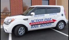 The Action Fast Bail Bonds BondMobile.