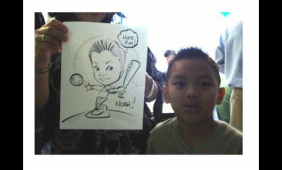 Cartoon Portraits   A Cartoon Portraits By Deb   Chino Hills, CA