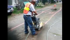 Asphalt & Concrete Cutting