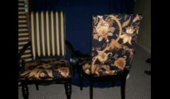 Dining chairs-after-front and back views