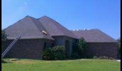 Hail Damaged Roof Replacement