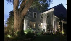 Low Voltage Landscape Lighting in Rochester NY by Acorn Landscaping of Rochester NY