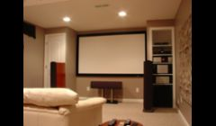 Advanced Renovations Inc - basement remodel dublin ohio