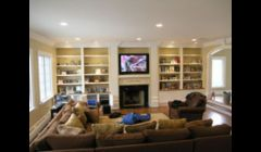 Custom Bookcases & Cabinets