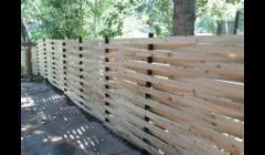 6' Basket weave type fence in Arvada CO