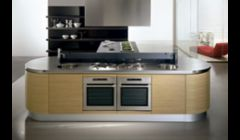 Integra Round Kitchen Island