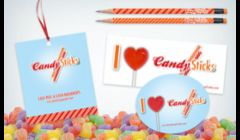 Brand Development for Candy Sticks