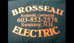Brosseau Electric\nAffordable & Reliable\nSwanzey, NH 03446\n603-852-2578\n