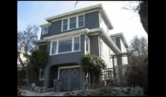 Kensington home exterior painting project