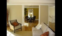 Berkeley home interior painting project