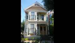 Berkeley victorian home exterior painting project