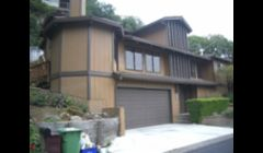 Oakland Hills home exterior painting project