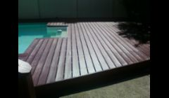 Deck (stained)