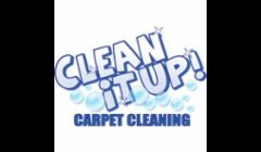 Clean It Up Carpet Cleaning Logo