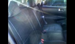 2007 nissan rouge seat covers all black on black