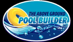 The Above Ground Pool Builder logo