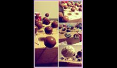 Chocolate Cake Pop