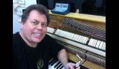 Bruce Bergh of DrMIDI Piano Services