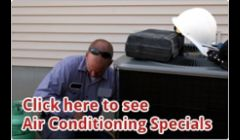 Air Conditioning Specials