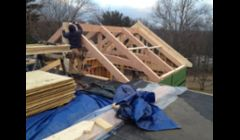 Ruxton Timber frame