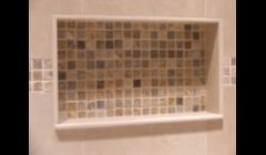 Parr Residence-Kid's bath (soap niche)