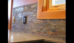 Parr Residence-Laundry Room Backsplash
