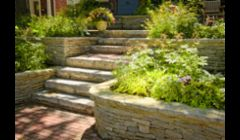 Custom landscape and hardscape construction