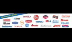 We carry every Air Conditioner Brand available