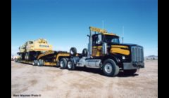 Heavy Haul and Oversize Load Transport Specialists