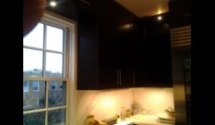 undercabinet lighting I installed