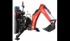 HOLT Agribusiness Backhoe