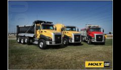 HOLT CAT Trucks