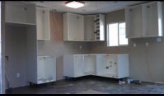 Kitchen cabinets assembly and installation, Akurum, IKEA