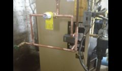 Tankless Water Heater Coil in Boston