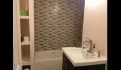 Bath Plumbing Remodel in Boston