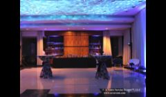 New York City Event Decor & Lighting for a Wedding. Photo Courtesy of A Votre Service.