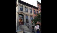 Brownstone Facade Restoration