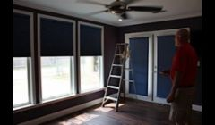 Automated blinds and shades