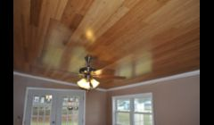 bamboo Hardwood Ceiling
