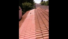 Before & After Tile Roof
