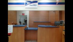 remodel of local post office