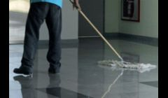 Tired of endlessly mopping your floors? Call us today and let us handle that mop.