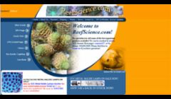 Reef Science Website