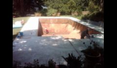 Old Swimming Pool Liner Pool in Atlanta GA