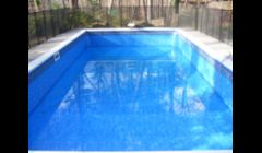 New Pool Liner in Suwanee GA