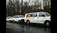 3 from 13 vans that would love to come to you in less then 30 minutes