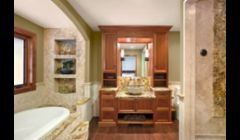 award-winning Washington County master bath