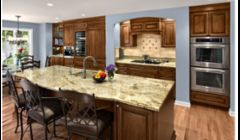 award-winning Mt. Lebanon kitchen addition