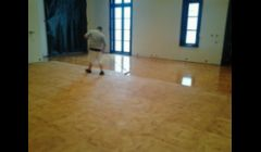 COATING PARQUET FLOORING