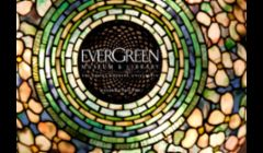 Custom magnet for Evergreen Museum